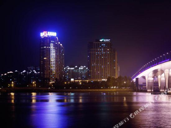 廣州臨江上品維福頓公寓(琶洲會展中心店)(Linjiang Shangpin Weifudun Apartment (Pazhou Complex))外觀