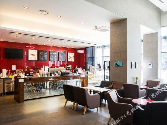 釜山索拉利亞西鐵酒店(Solaria Nishitetsu Hotel Busan)咖啡廳
