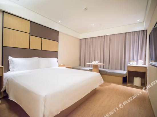 全季酒店(上海虹橋中山西路店)豪華大床房