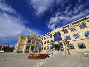 漠河藍孔雀酒店