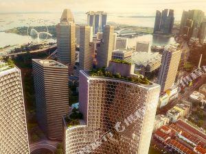 新加坡安達仕酒店(Andaz Singapore – A Concept by Hyatt)