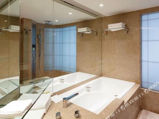 福岡君悅酒店(Grand Hyatt Fukuoka)君悅豪華雙床房