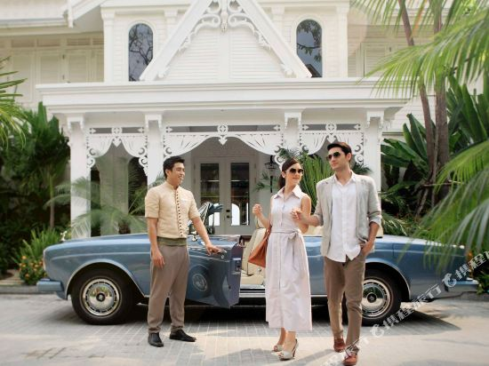 華欣洲際度假酒店(InterContinental Hua Hin Resort)華欣特大床公寓