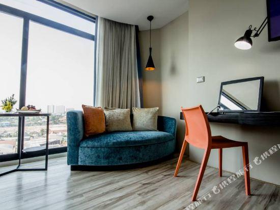 芭堤雅暹羅設計酒店(Siam@Siam Design Hotel Pattaya)青年房
