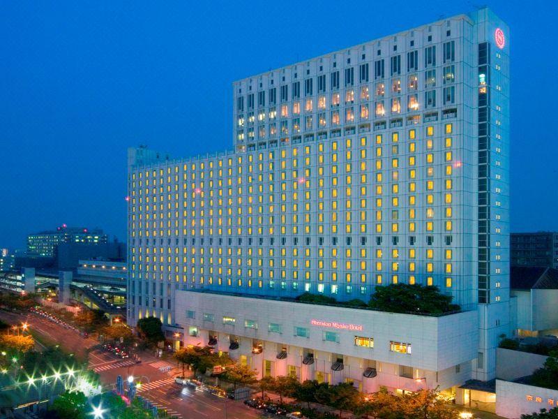 大阪都喜來登酒店Sheraton Miyako Hotel Osaka