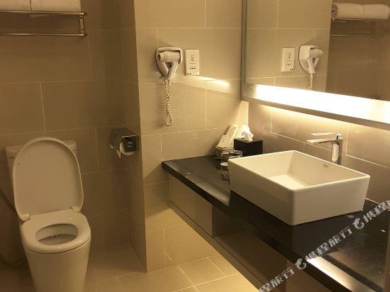 吉隆坡偉士達納酒店(Vistana Kuala Lumpur Titiwangsa)行政豪華房