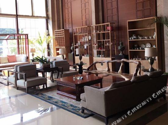 中山君濠(國際)酒店(Junhao International Hotel)大堂吧