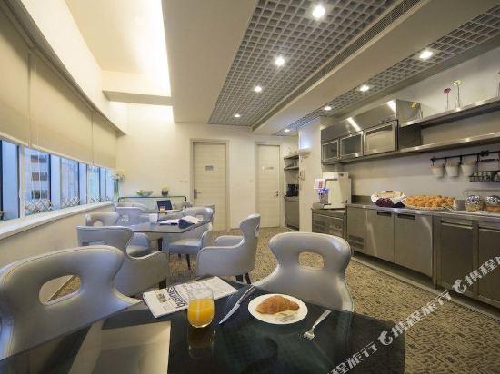 香港富薈灣仔酒店(iclub Wan Chai Hotel)餐廳