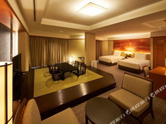 東京目黒雅敍園(Hotel Gajoen Tokyo)和洋式房A