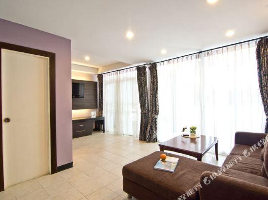芭堤雅黃金海酒店(Golden Sea Pattaya)別墅C