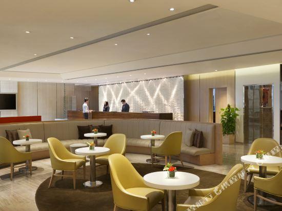 香港今旅酒店(Hotel Jen Hong Kong)大堂吧