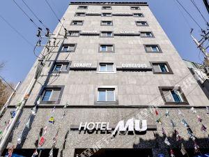 釜山MU南浦酒店