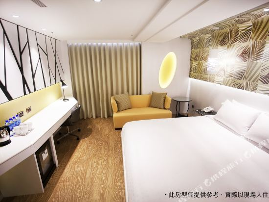 御宿商旅(高雄明華館)(Royal Group Hotel Ming Hua Branch)豪華四人房