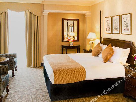 倫敦肯辛頓千禧國際格洛斯特酒店(Millennium Gloucester Hotel London Kensington)奢華套房