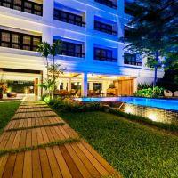 UMA公寓酒店酒店預訂