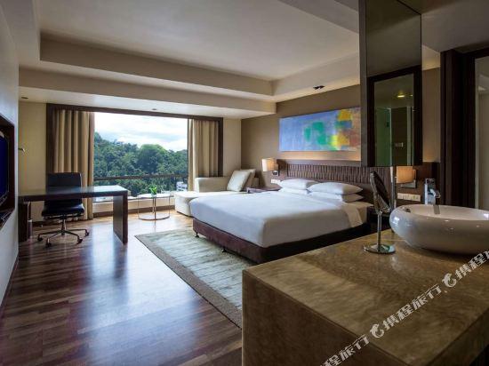 京那巴魯凱悅酒店(Hyatt Regency Kinabalu)城景房