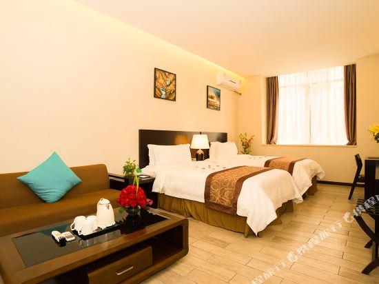 珠海寰庭精品酒店(Aqueen Hotel)三人套房