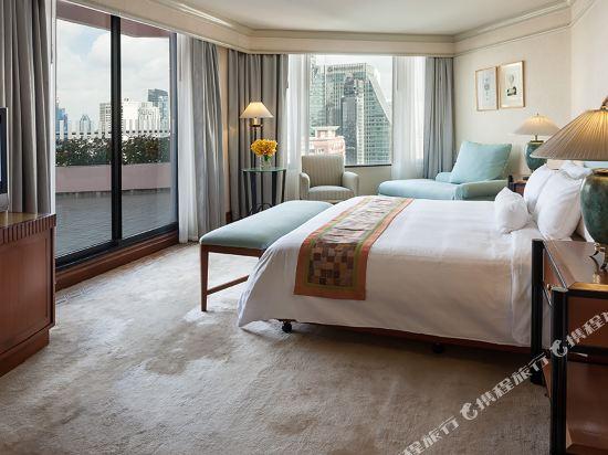 曼谷瑞博朗德酒店(Rembrandt Hotel Bangkok)總統套房