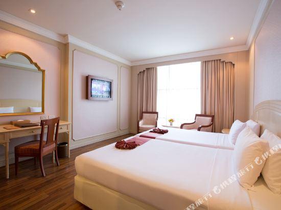 綠寶石酒店(The Emerald Hotel)高級房