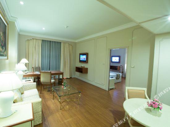 綠寶石酒店(The Emerald Hotel)精緻套房