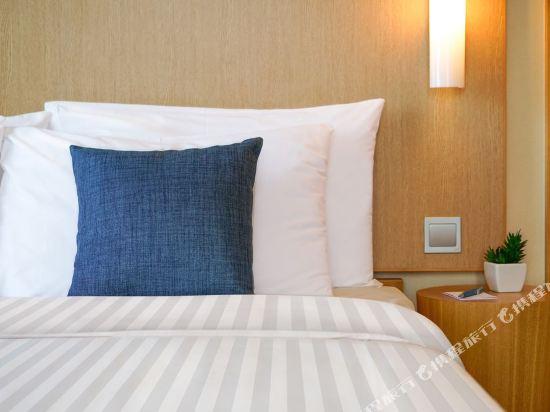 香港悅品海景酒店(原觀塘麗東酒店)(Hotel COZI Harbour View)悅品套房