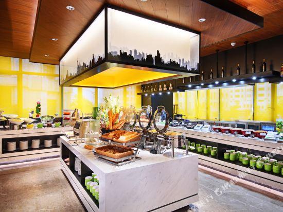上海虹橋國家會展中心希爾頓歡朋酒店(Hampton by Hilton Shanghai Hongqiao Necc)餐廳