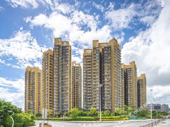 Q加·泰萊童趣主題公寓(珠海橫琴海洋王國店)(Q+ Tailai Tongqu Theme Apartment (Zhuhai Chimelong Ocean Kingdom))外觀