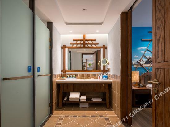 常州環球港郵輪酒店(Global Harbor Cruise Hotel)海港家庭套房