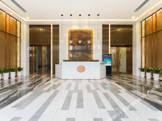 珠海伯瑞灣濱江酒店公寓(Bo Rui Wan Binjiang Condo Hotel)公共區域