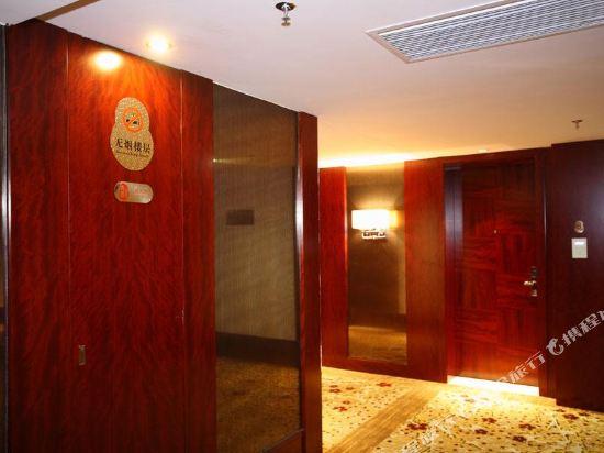 金域酒店(珠海拱北口岸步行街店)(Jin Yu Hotel (Zhuhai Gongbei Port Pedestrian Street))公共區域