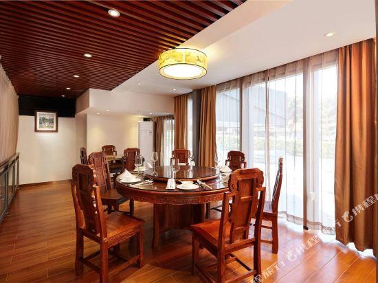 中濠精緻酒店(西鄉大道店)(Bbhol Elegant Hotel (Xixiang Avenue))餐廳
