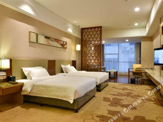 東莞恒新時尚精品酒店(Heng Xin Hotel)商務雙床套房