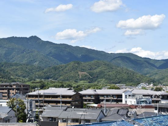 嵐山西超豪華公寓式酒店(The GrandWest Arashiyama)眺望遠景