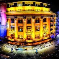 哈爾濱中央大街大公館1903酒店酒店預訂