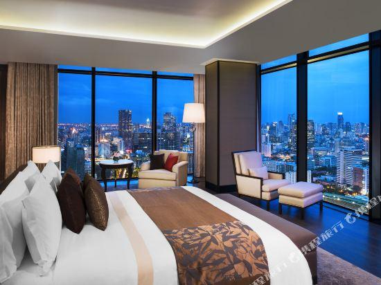 曼谷瑞吉酒店(The St. Regis Bangkok)頂層房