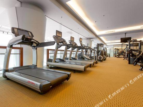 廣州長隆酒店(Chimelong Hotel)健身房