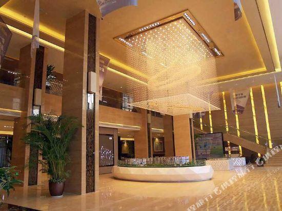 碧桂園空港鳳凰酒店(廣州新白雲機場店)(Country Garden Airport Phoenix Hotel (Guangzhou Baiyun Airport))公共區域