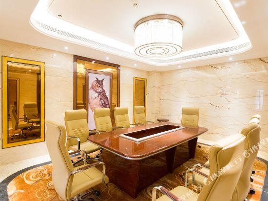 美豪麗致酒店(深圳福田會展中心店)(Mehood Lestie Hotel (Shenzhen Futian Convention and Exhibition Center))行政酒廊