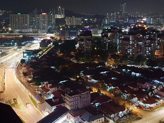 吉隆坡雙威偉樂酒店(Sunway Velocity Hotel Kuala Lumpur)眺望遠景