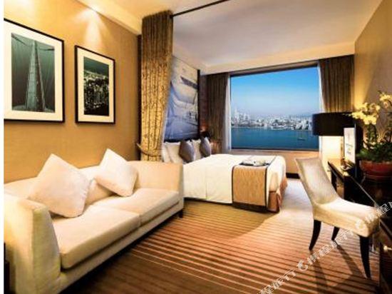 香港港島海逸君綽酒店(Harbour Grand Hong Kong)貴賓樓層尊貴海景房