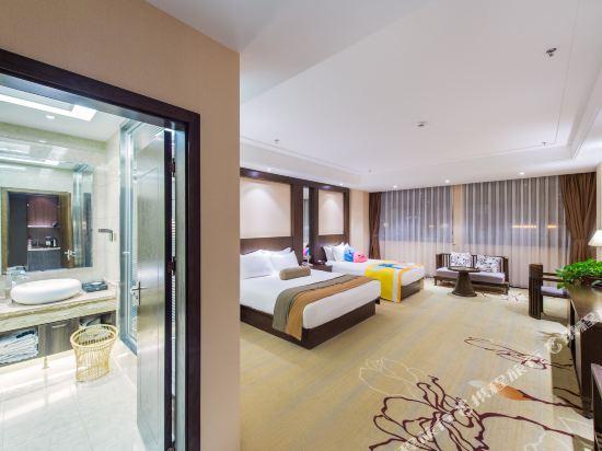 昆明長水機場萬金安酒店(Wan Jin An Hotel)親子主題房