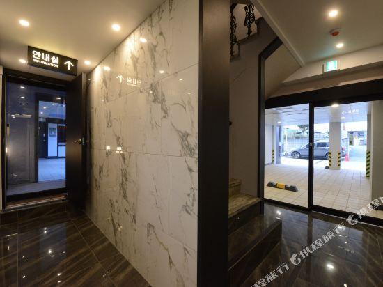 釜山站特級旅館(Top Motel Busan)公共區域