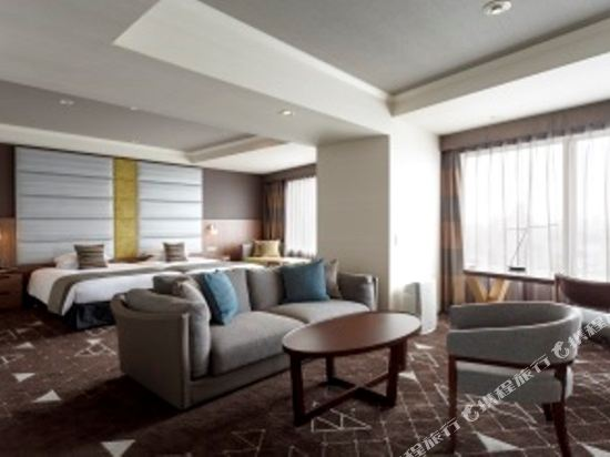 東京東急澀谷卓越大飯店(Shibuya Excel Hotel Tokyu Tokyo)無障礙房