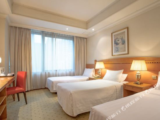 香港華大盛品酒店(Best Western Plus Hotel Hong Kong)家庭三人房