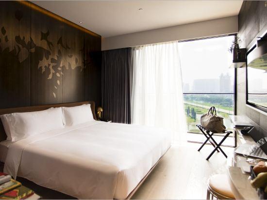 澳門羅斯福酒店(The Macau Roosevelt)豪華大床房-帶加床