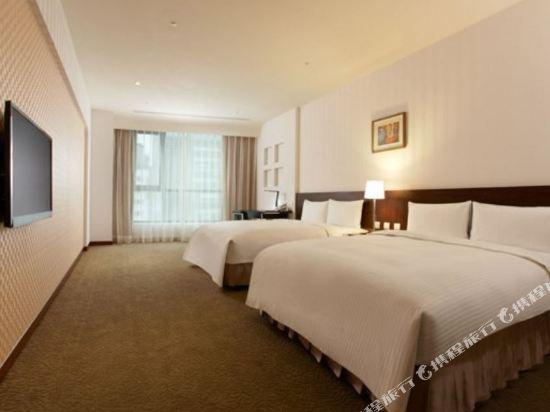 台糖台北會館(Taisugar Hotel)温馨家庭四人房