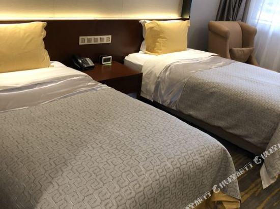 北京工大建國飯店(Grand Gongda Jianguo Hotel)豪華雙床房