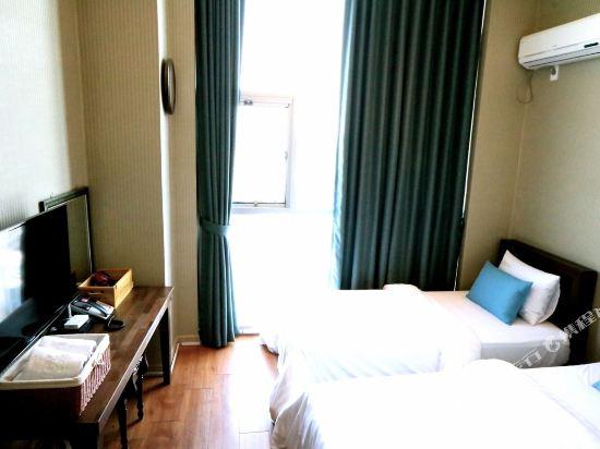 首爾忠武路公寓(Chungmuro Residence & Hotel Seoul)高級雙床房