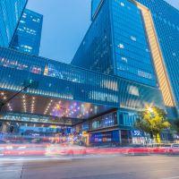 西子國際古奈特公寓(杭州慶春廣場地鐵站店)酒店預訂