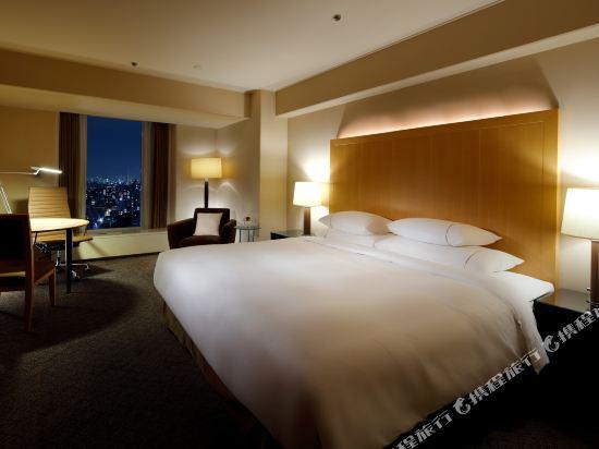 大阪都喜來登酒店(Sheraton Miyako Hotel Osaka)喜來登尊貴超級特大床房